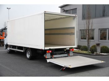 DAF TITGEMEYER CONTAINER BODY 6.1 M NEW TAIL LIFT 2016 - caja cerrada