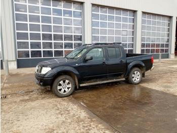 2005 Nissan Navara - pick-up