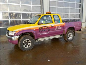 2005 Toyota Hilux 2.5 TDI - pick-up
