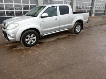 2010 Toyota Hilux Invincible - pick-up