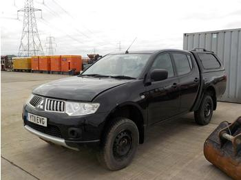 2011 Mitsubishi L200 - pick-up