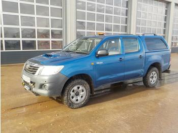 2013 Toyota Hilux - pick-up