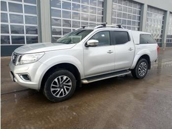 2016 Nissan Navara Tekna - pick-up