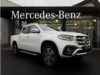 Mercedes-Benz X 350 d 4MATIC POWER KEYLESS AHK LED COMAND  - pick-up
