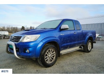 Toyota Hilux - pick-up