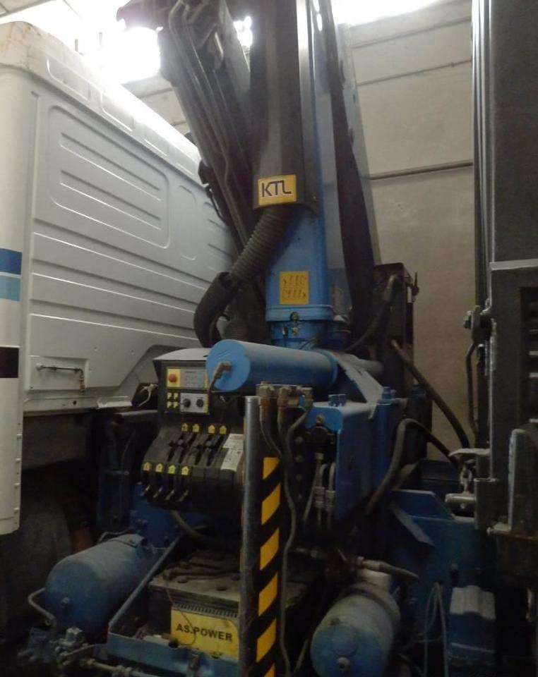 grúa para camion Palfinger PK 16502