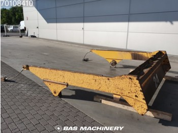 Volvo A35F Tailgate - Heckklappe - VOLVO A35F 2013 - implemento