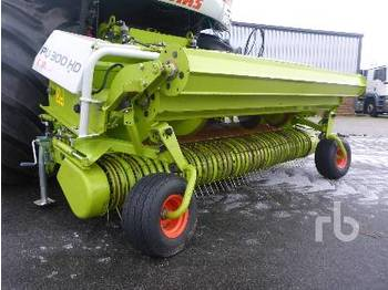 Cabezal de grano CLAAS PU300HD Pick Up