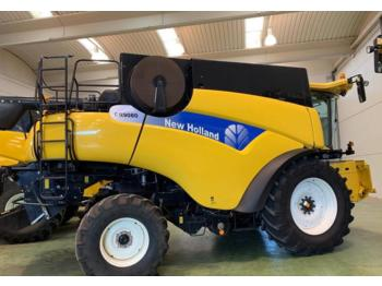 New Holland CR9080  - cosechadora de granos
