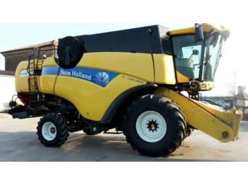 New Holland CX 780 - cosechadora de granos