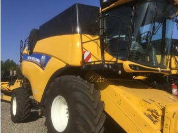 New Holland CX 7.80 - cosechadora de granos