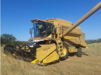 New Holland TX 65 PLUS - cosechadora de granos
