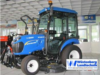 New Holland Boomer 25 HST - mini tractor