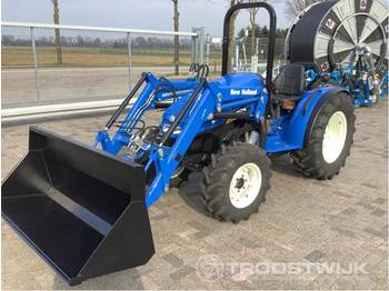 New Holland TCE55 - mini tractor
