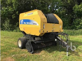 NEW HOLLAND BR740A SUPERFEE Round baler - rotoempacadora
