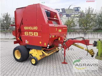 Rotoempacadora New Holland 658