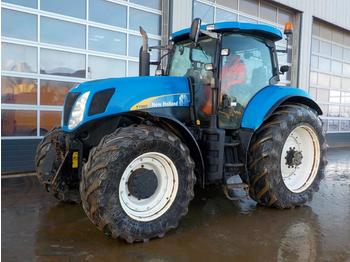 2007 New Holland T7060 - tractor agricola