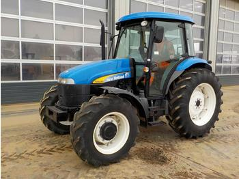 Tractor agricola 2009 New Holland TD5050