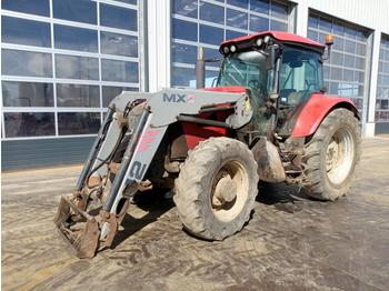 2010 McCormick MTX145 - tractor agricola