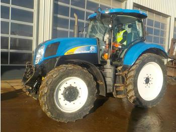 2010 New Holland T6070 - tractor agricola