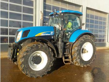 2011 New Holland T7060 - tractor agricola
