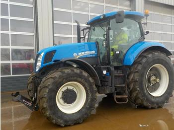 2012 New Holland T7.260 - tractor agricola