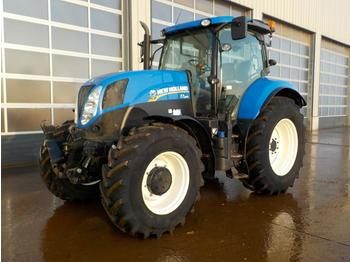 Tractor agricola 2013 New Holland T7 200: foto 1