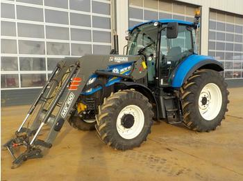 Tractor agricola 2015 New Holland T5.105