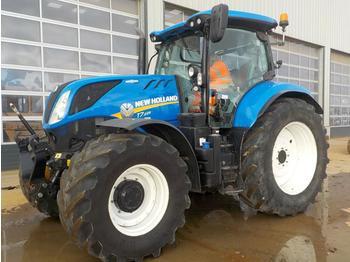 2016 New Holland T7.225 - tractor agricola