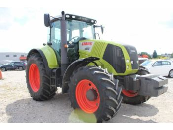 CLAAS AGRICULTURAL TRACTOR AXION 820 LIKE NEW! - tractor agricola
