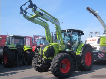 Tractor agricola CLAAS ARION 550 CMATIC