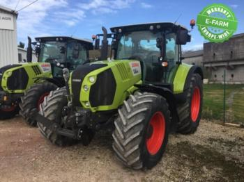 Tractor agricola CLAAS ARION 640 CIS