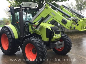 CLAAS Arion 420 CIS - tractor agricola