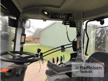CLAAS Arion 610 Hexashift - tractor agricola