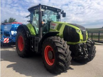 Tractor agricola CLAAS Axion 850 C-Matic, Bj.15, S10 GPS