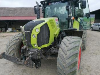 CLAAS arion 650 - tractor agricola