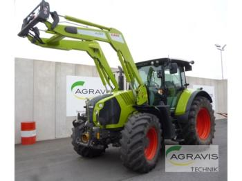Claas ARION 650 CMATIC TIER 4I - tractor agricola