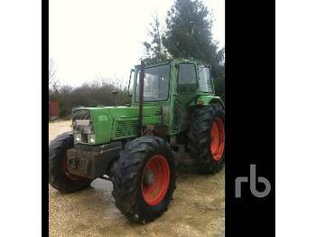 FENDT 612S 4WD Agricultural Tractor - tractor agricola