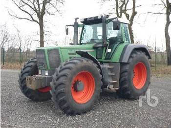 FENDT 816 FAVORIT - tractor agricola