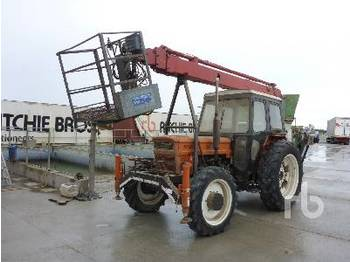Tractor agricola FIAT 1000 S DT