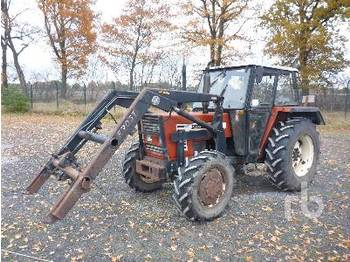 Tractor agricola FIAT F466DT