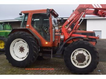 Tractor agricola FIAT F 130 DT