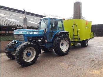 Tractor agricola FORD 8210 GEN I TRACTOR: foto 1