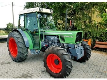 Fendt 280 S - tractor agricola