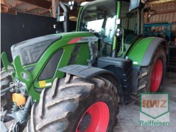 Fendt 724 power - tractor agricola