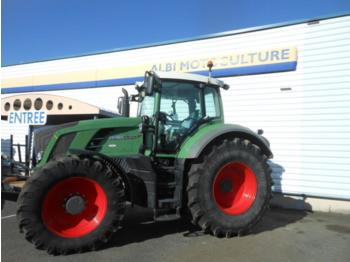 Fendt FAVORIT 822 - tractor agricola