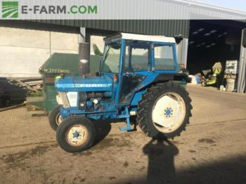 Ford 4610 - tractor agricola