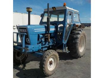 Ford 6600 - tractor agricola