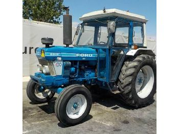 Ford 6610 - tractor agricola