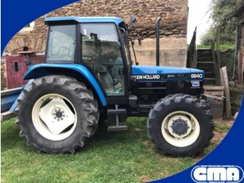 Tractor agricola Ford 6640 SLE